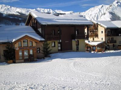 Location au ski Appartement duplex 4 pièces 6 personnes (A3) - Résidence Gentianes - Saint Martin de Belleville - Extérieur été