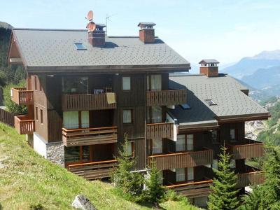 Location au ski Residence Gentianes - Mottaret - Extérieur été