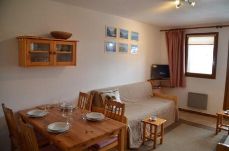 Vacances en montagne Appartement 2 pièces 4 personnes (A7) - Résidence Gentianes - Saint Martin de Belleville