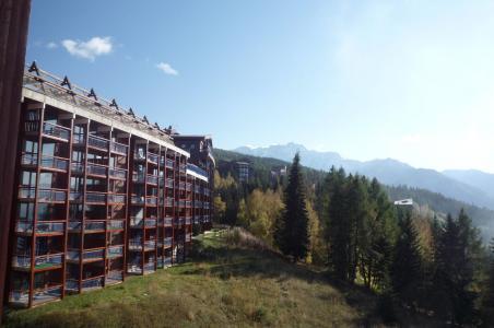 Location au ski Studio coin montagne 4 personnes (121) - Résidence Grand Arbois - Les Arcs - Extérieur été