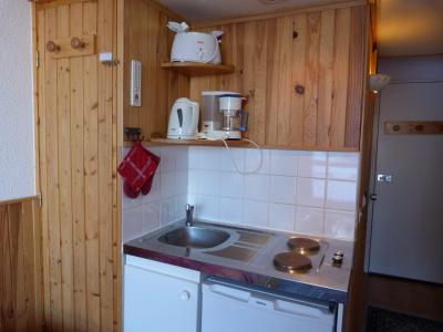 Vacances en montagne Studio 2 personnes (414) - Résidence Grand Arbois - Les Arcs - Cuisine
