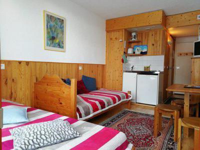 Vacances en montagne Studio 2 personnes (414) - Résidence Grand Arbois - Les Arcs - Séjour