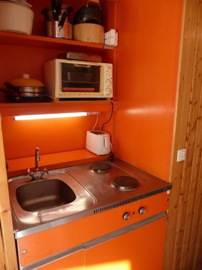 Vacances en montagne Studio coin montagne 4 personnes (311) - Résidence Grand Arbois - Les Arcs - Cuisine