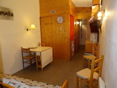 Vacances en montagne Studio coin montagne 4 personnes (405) - Résidence Grand Arbois - Les Arcs - Séjour