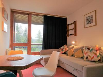 Vacances en montagne Studio coin montagne 4 personnes (611) - Résidence Grand Arbois - Les Arcs - Séjour