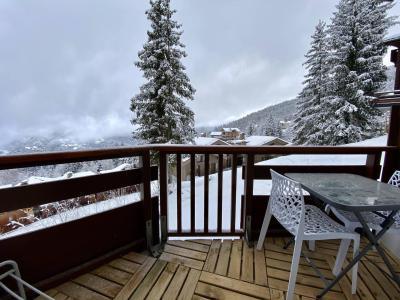 Vacances en montagne Appartement 2 pièces 4 personnes (722) - Résidence Grand Bois - La Tania