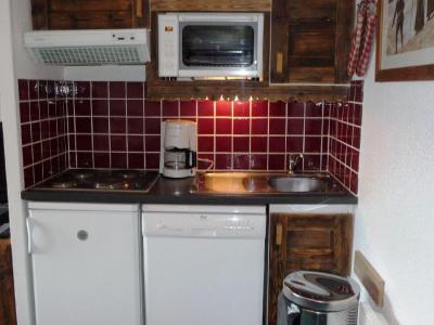Vacances en montagne Appartement 2 pièces 4 personnes (916) - Résidence Grand Bois - La Tania - Cuisine