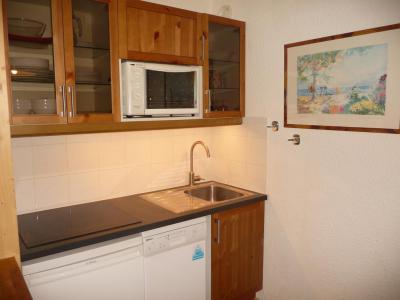Vacances en montagne Appartement 2 pièces 5 personnes (303) - Résidence Grand Bois - La Tania - Cuisine