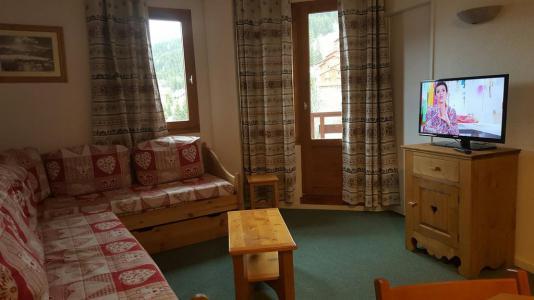 Vacances en montagne Appartement 3 pièces cabine 6 personnes (606) - Résidence Grand Bois - La Tania - Logement