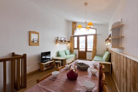 Vacances en montagne Appartement duplex 4 pièces 9 personnes (1112) - Résidence Grand Bois - La Tania - Séjour