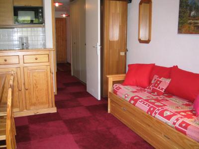 Vacances en montagne Appartement 2 pièces 5 personnes (A17) - Résidence Grand Dou - Méribel-Mottaret - Séjour