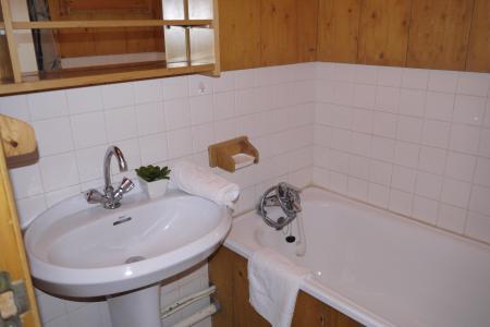 Vacances en montagne Appartement 2 pièces 6 personnes (A02) - Résidence Grand Dou - Méribel-Mottaret - Baignoire