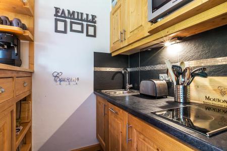 Vacances en montagne Appartement 2 pièces 6 personnes (A07) - Résidence Grand Dou - Méribel-Mottaret - Logement