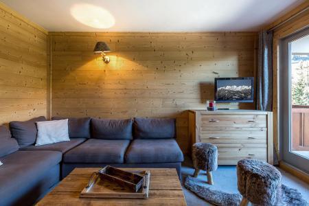 Vacances en montagne Appartement 2 pièces 6 personnes (A07) - Résidence Grand Dou - Méribel-Mottaret - Banquette