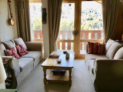 Vacances en montagne Appartement 3 pièces 6 personnes (A25) - Résidence Grand Dou - Méribel-Mottaret - Banquette