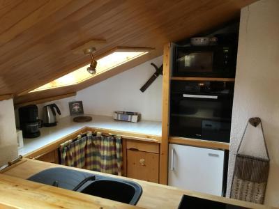 Vacances en montagne Appartement 3 pièces 6 personnes (A25) - Résidence Grand Dou - Méribel-Mottaret - Cuisine