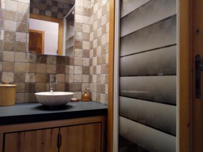 Vacances en montagne Appartement 3 pièces 6 personnes (A25) - Résidence Grand Dou - Méribel-Mottaret - Salle d'eau