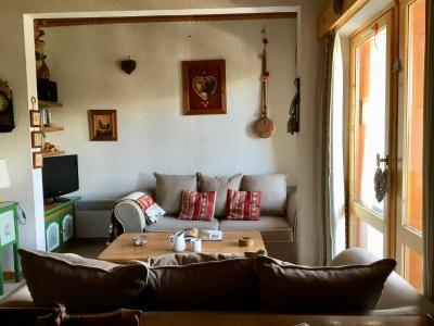 Vacances en montagne Appartement 3 pièces 6 personnes (A25) - Résidence Grand Dou - Méribel-Mottaret - Séjour
