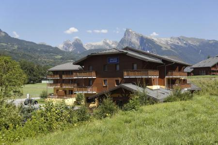 Rent in ski resort Résidence Grand Massif - Morillon - Summer outside