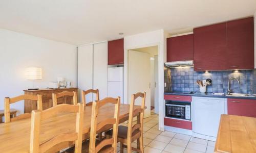 Wakacje w górach Apartament 3 pokojowy 8 osób (Confort 60m²-2) - Résidence Grand Massif - Maeva Home - Flaine - Stołem
