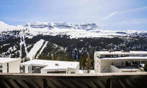 Wakacje w górach Studio z alkową 4 osoby (Budget 25m²-4) - Résidence Grand Massif - Maeva Particuliers - Flaine