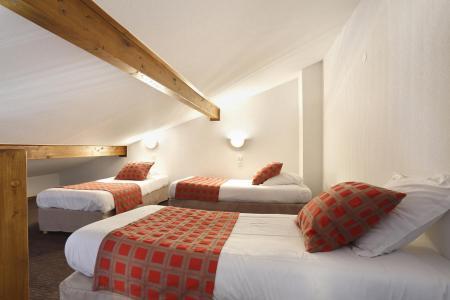 Urlaub in den Bergen Résidence Grand Massif - Morillon - Mansardenzimmer