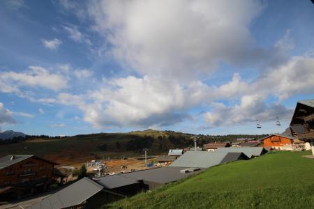 Vacanze in montagna Studio con alcova per 4 persone (2209) - Résidence Grand Mont 2 - Les Saisies