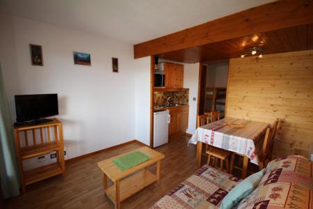 Vacanze in montagna Studio con alcova per 4 persone (2211) - Résidence Grand Mont 2 - Les Saisies