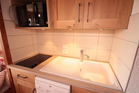 Vacanze in montagna Appartamento 2 stanze per 5 persone (2206) - Résidence Grand Mont 2 - Les Saisies - Cucinino