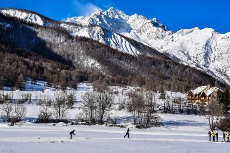 Vacances en montagne Appartement 3 pièces coin montagne 8 personnes (106) - Résidence Grand Serre Che - Serre Chevalier
