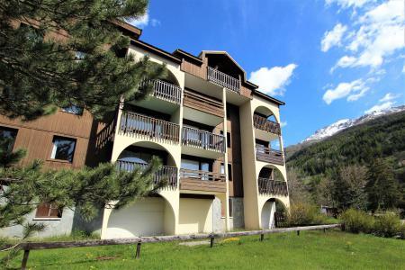 Location au ski Appartement 2 pièces coin montagne 4 personnes (A108) - Résidence Grand Serre Che - Serre Chevalier - Extérieur été
