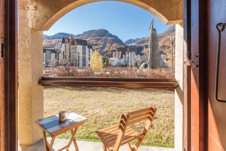 Vacances en montagne Studio coin montagne 4 personnes (007) - Résidence Grand Sud - Serre Chevalier