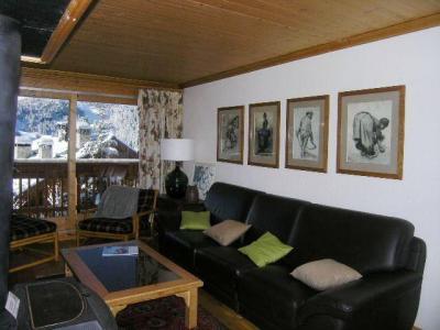 Vacances en montagne Appartement 4 pièces 8 personnes (13) - Résidence Grand Tétras - Méribel - Séjour