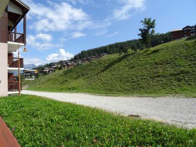 Location au ski Appartement 1 pièces 4 personnes (021R) - Résidence Grande Ourse - Peisey-Vallandry - Extérieur été