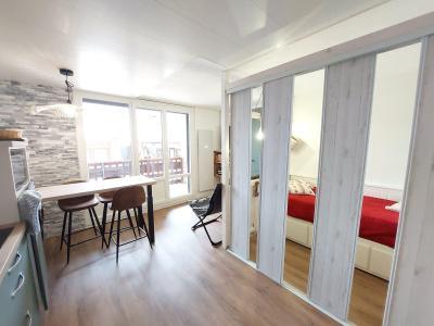 Vacances en montagne Appartement 1 pièces 4 personnes (001) - Résidence Grande Ourse - Peisey-Vallandry - Séjour
