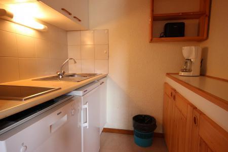 Vacances en montagne Appartement 1 pièces 4 personnes (366) - Résidence Grande Ourse - Peisey-Vallandry - Cuisine