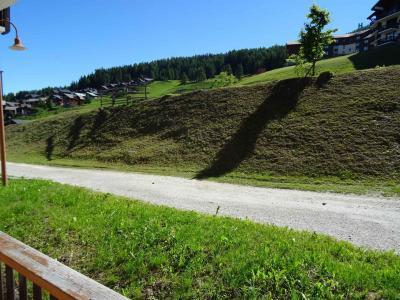 Location au ski Studio 4 personnes (022) - Residence Grande Ourse - Peisey-Vallandry - Extérieur été