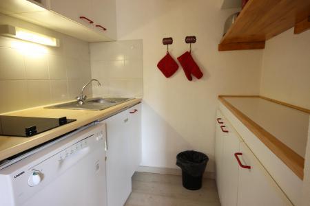 Vacances en montagne Studio 4 personnes (24R) - Résidence Grande Ourse - Peisey-Vallandry - Cuisine