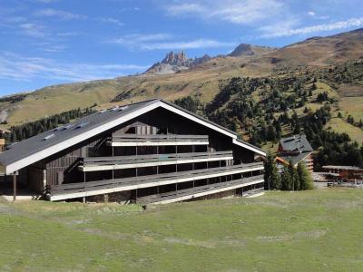Location au ski Residence Grande Rosiere - Mottaret - Extérieur été