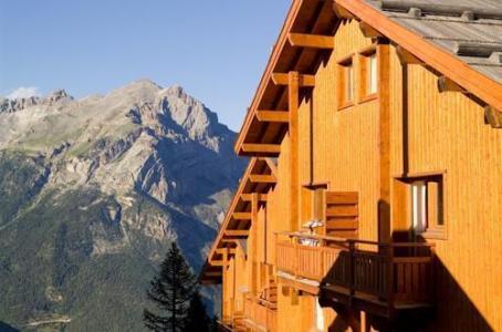 Location au ski Residence Hameau Des Ecrins - Puy-Saint-Vincent - Extérieur été