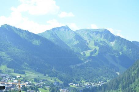 Location au ski Appartement 2 pièces coin montagne 5 personnes (124C) - Résidence Hameau des Quatre Saisons - Châtel - Extérieur été