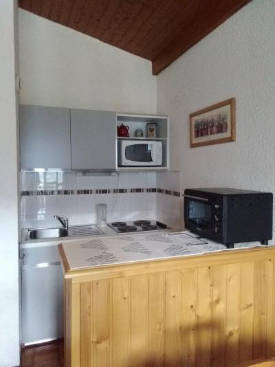 Vacances en montagne Appartement 2 pièces coin montagne 5 personnes (124C) - Résidence Hameau des Quatre Saisons - Châtel