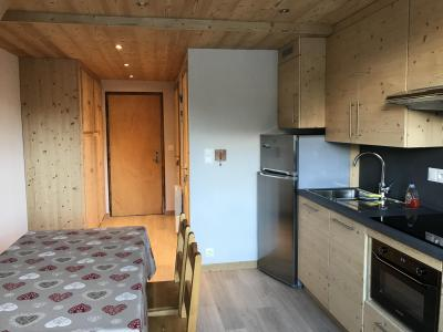 Vacances en montagne Appartement duplex 3 pièces 6 personnes (021A) - Résidence Hameau des Quatre Saisons - Châtel - Séjour