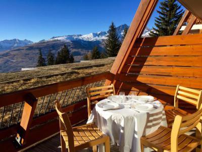 Vacances en montagne Studio coin montagne 5 personnes (13R) - Résidence Haut de l'Adret - Les Arcs