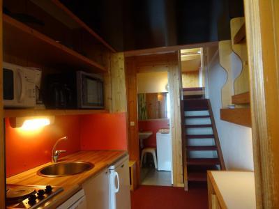 Vacances en montagne Appartement 2 pièces 6 personnes (34) - Résidence Haut de l'Adret - Les Arcs - Cuisine
