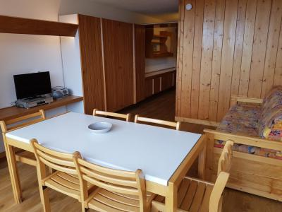 Vacances en montagne Studio coin montagne 5 personnes (13R) - Résidence Haut de l'Adret - Les Arcs - Table