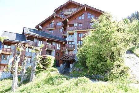 Vacances en montagne Résidence Hauts de Chantemouche - Méribel - Extérieur été