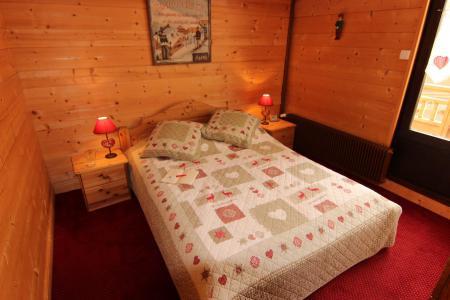 Vacances en montagne Appartement 3 pièces 6 personnes (12) - Résidence Hauts de Chavière - Val Thorens - Chambre