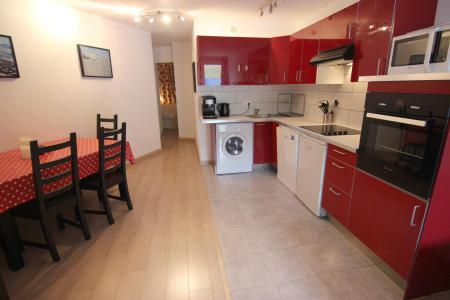 Vacances en montagne Appartement 3 pièces 6 personnes (17) - Résidence Hauts de Chavière - Val Thorens - Cuisine