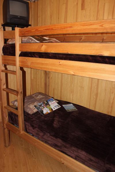 Vacances en montagne Appartement 3 pièces cabine 6 personnes (B22) - Résidence Hauts de Chavière - Val Thorens - Chambre